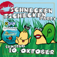 Schnecken Tschecken Party