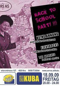 back to school party!@Kuba