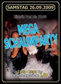 Mega Schaumparty