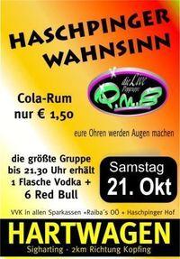 Haschpinger Wahnsinn@Hartwagen