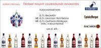 Friday Night Clubsound Invasion
