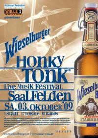 Honky Tonk Festival@Saalfelden