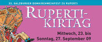 Rupertikirtag 2009@Residenzplatz Salzburg