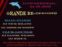 Grande Re-Opening Part 1@CLUB Delphin