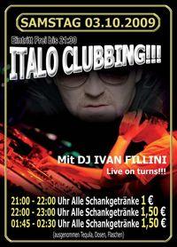 Italo Clubbing