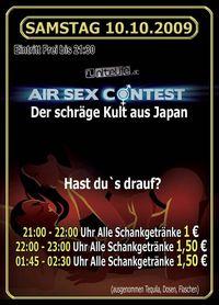 Air Sex Contest