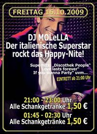 Dj Molella live
