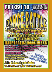 Dance Battle@Excalibur