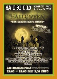 Halloween - Das Grauen kehr zurück@Excalibur