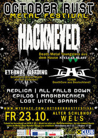 Gruppenavatar von OCTOBER RUST Metal Festival