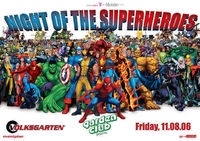The Night Of The Superheroes