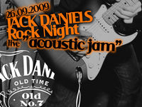 Acoustic Jam live! - Jack Daniels Rock Night@Werkstatt Imst