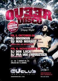 Queer Disco@CU-Club ( Bern )