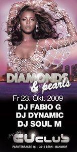 Diamonds and Pearls@CU-Club ( Bern )