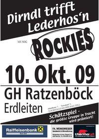 Dirndl trifft Lederhos´n@Gasthaus Ratzenböck