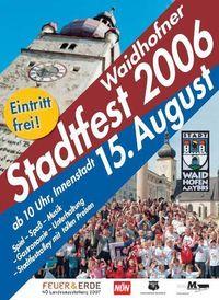 Stadtfest Waidhofen/Ybbs@Stadt Waidhofen