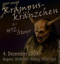 Krampuskränzchen@Stadtsaal Steyr
