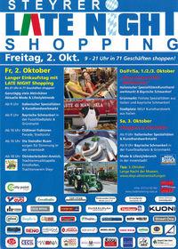 Italienischer Spezialitäten & Kunsthandwerkmarkt@Altstadt Steyr