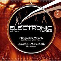 Electronic Tunes@Clingkeller Villach
