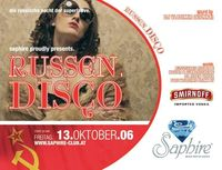 Russen Disco@Saphire Club