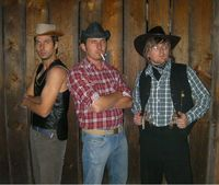 Cowboy und Indianer fest@Becks Bar
