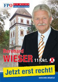 Gruppenavatar von Dr. Bernhard Wieser - der kommende Welser Bürgermeister