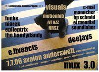 Mux 3.0@Avalon Anderswelt
