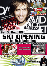Welcome Party - Snow Break Europe@Hohenhaus Tenne