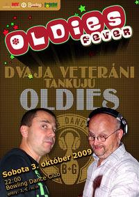 Oldies Fever - Dvaja Veteráni Tankujú Oldies@Bowling Club