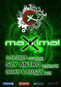 Maximal@Clubbing Complex