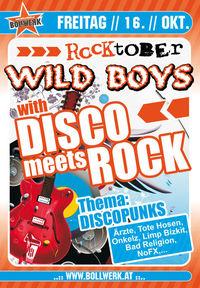Wild Boys Disco meets Rock@Bollwerk