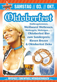 Oktoberfest@Bollwerk