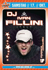 DJ Ivan Fillini live@Bollwerk