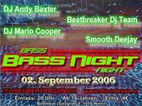 Bass Night@Bottle Bar