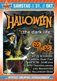 Halloween The dark Side@Bollwerk