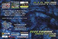 Electronic Shocks Festival@Culture X Club