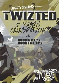 5 Years Twizted@Tube