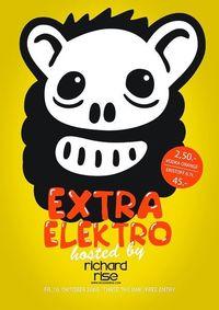 Extra Elektro by Richard Rise@Three - The Bar