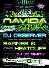 Navida Sessions@Three - The Bar