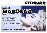 Best Of Madonna@Panter Club
