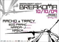 Breakoma@Reset Club