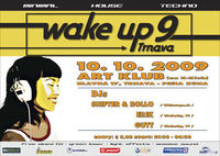 Wake Up 9@Art Klub