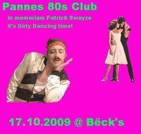 80's club@Becks Bar