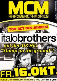 Italobrothers live!@MCM Hartberg