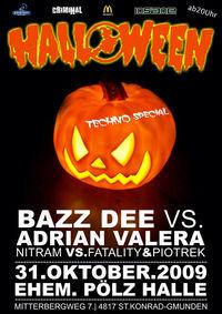 Halloween Techno Special@ehem. Pölz Halle