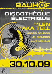 Discotheque Electrique