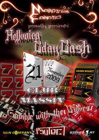 21 - Hellvoica´s B-DayBash@Club Massiv