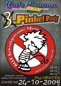 3.Pinkel Party@Cafe Trauma