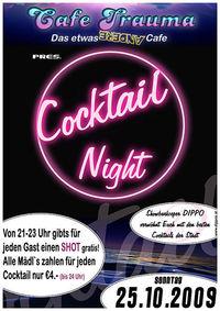 Cocktail Night@Cafe Trauma