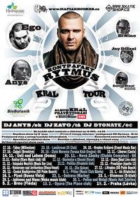 Friday@Clubbing Complex >Rytmus Král Tour a Hosté@Clubbing Complex